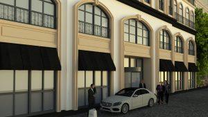 Karaköy Oteli Liona MimarlıkProjesi